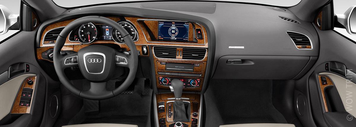 Audi A3 Interior Trim Kit