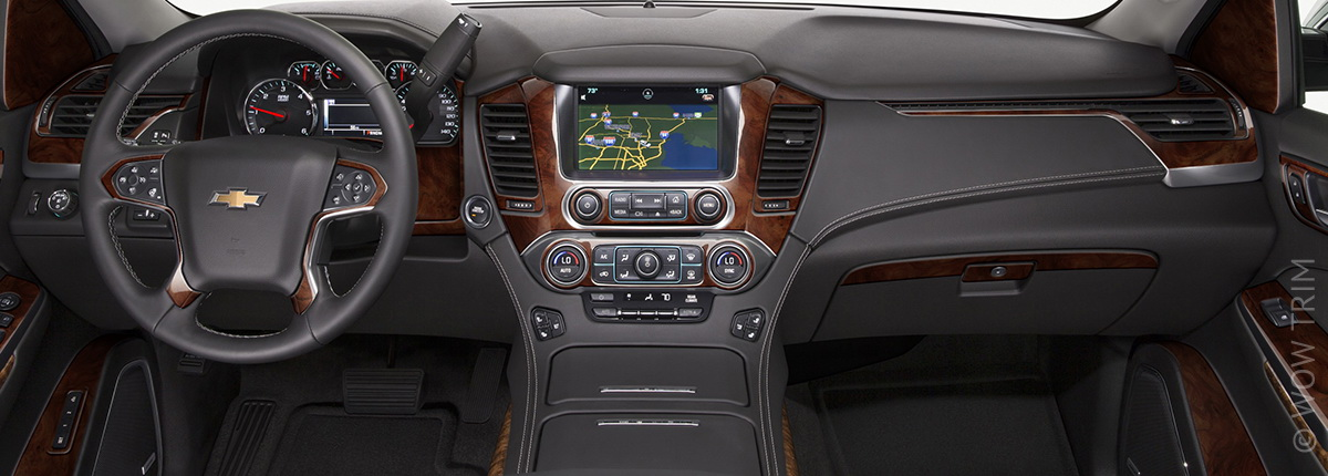 Dash kits for chevrolet tahoe wood grain camo carbon fiber tahoe sciox Image collections