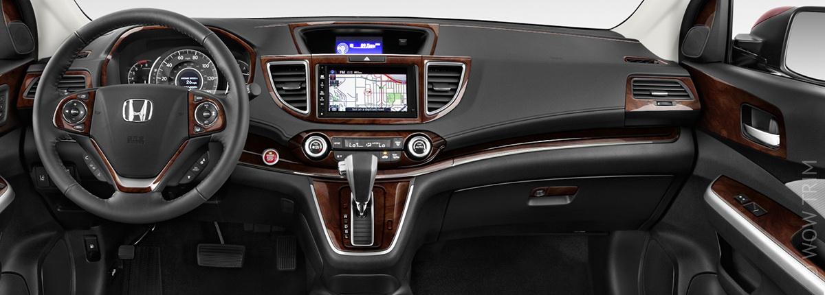 Dash Kits For Honda Cr V Wood Grain Camo Carbon Fiber