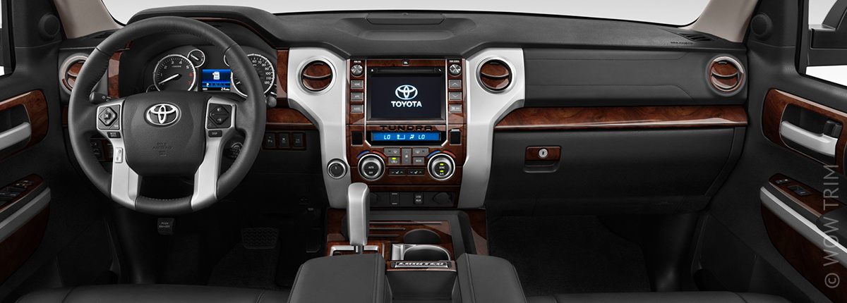 dash kits for toyota tundra