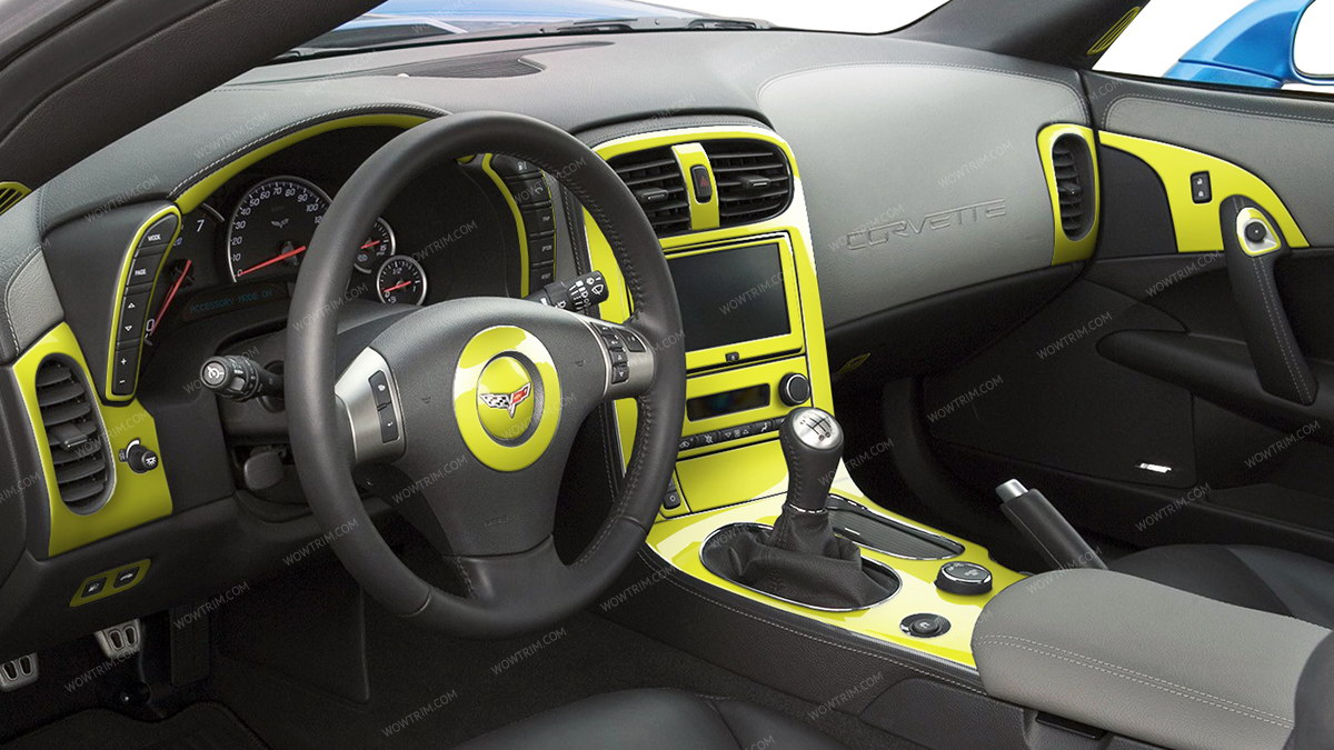 SYELLOW - Yellow (Non Stock Color)