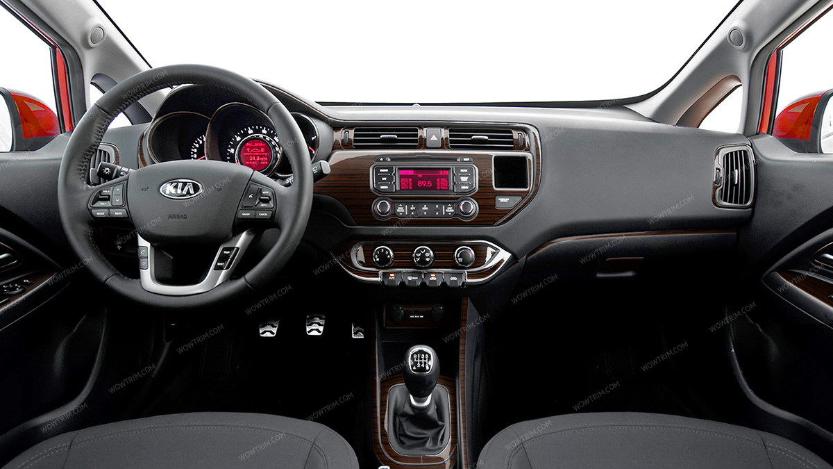 Kia Sorento 2016 Up For Models Without Oem Wood Full Interior Kit 2015 Wiring Harness Sazw African Zebra Resize