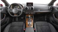 Audi A3 2015, 2016, 2017, 2018, Main Interior Kit (Sedan Only), 40 Pcs.