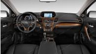 Acura RDX 2013, 2014, 2015, With Navigation System, Full Interior Kit, 64 Pcs.