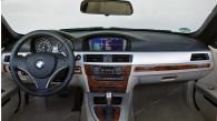 BMW 3 Series 2006, 2007, 2008, 2009, 2010, 2011, Interior Dash Kit, With Navigation System (Sedan/Wagon), 39 Pcs.