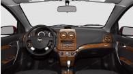 Chevrolet Aveo Sedan 2007, 2008, 2009, 2010, 2011/Aveo 5 2009, 2010, 2011/Pontiac G3 2009-2010, Full Interior Kit, 61 Pcs.