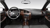 Chevrolet Monte Carlo 2006-2007, Deluxe Interior Kit, 50 Pcs.