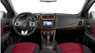 Dodge Avenger 2011, 2012, 2013, 2014, Full Interior Kit, 45 Pcs.