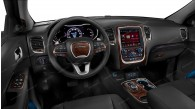 Dodge Durango 2014, 2015, 2016, 2017, 2018, With 5 Inch Touch Screen Display, Main Interior Kit, 29 Pcs.