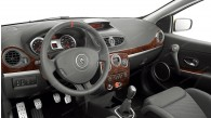Renault Clio III 2006, 2007, 2008, 2009, 2010, 2011, 2012, 2013, 2014, 2015, Interior Dash Kit, With Manual Transmission, 20 Pcs.
