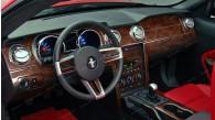 Ford Mustang 2005, 2006, 2007, 2008, 2009, Manual, Full Interior Kit, 34 Pcs.
