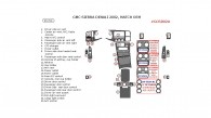 GMC Sierra Denali 2002, Full Interior Kit, OEM Match , 25 Pcs.