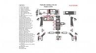 GMC Yukon Denali 1999-2000, Full Interior Kit, OEM Match , 48 Pcs.