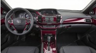 Honda Accord Sedan 2013, 2014, 2015, 2016, 2017, For Models Without 7-Inch Display Audio, Full Interior Kit, 75 Pcs.