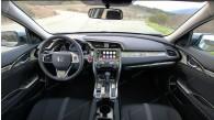Honda Civic 4 Door 2016, 2017, For Models With Digital Climate Control, Full Interior Kit, 57 Pcs.