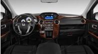 Honda Pilot 2012, 2013, 2014, 2015, Main Interior Kit, 46 Pcs.