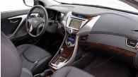 Hyundai Elantra 2011, 2012, 2013, Sedan, With Navigation System, Full Interior Kit, 41 Pcs.