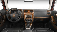 Hummer H3 2006, 2007, 2008, 2009, 2010, With Automatic Transmission, Full Interior Kit, 61 Pcs.