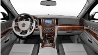 Jeep Grand Cherokee 2008, 2009, 2010, Without OEM Wood, Full Interior Kit, 82 Pcs.