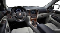 Jeep Grand Cherokee 2016, 2017, 2018, With 8.4 Inch Touch Screen Display, Full Interior Kit, 45 Pcs.