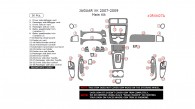 Jaguar XK 2007-2009, Main Kit, 36 Pcs.