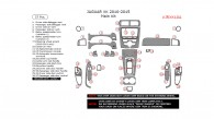 Jaguar XK 2010-2015, Main Kit, 37 Pcs.