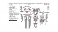 Kia Forte Koup 2010, 2011, 2012, 2013, Interior Dash Kit, With Digital Climate Control, Interior Dash Kit, With Automatic Transmission, 42 Pcs.