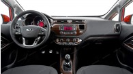 Kia Rio 2012, 2013, 2014, 2015, Without Navigation System, Without UVO Infotainment, Full Interior Kit, 59 Pcs.