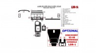 Land Rover Discovery 1995, 1996, 1997, 1998, Automatic, Basic Interior Kit, Without OEM, 19 Pcs.