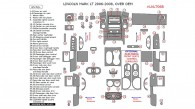 Lincoln Mark LT 2006, 2007, 2008, Over OEM Interior Kit, 65 Pcs.