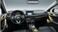Mazda 6 2014-2015, With Automatic Transmission, Basic Interior Kit, 32 Pcs.