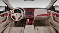 Nissan Altima 2013, 2014, 2015, Sedan, Full Interior Kit, 56 Pcs.