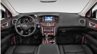 Nissan Pathfinder 2013, 2014, 2015, 2016, Over OEM Trim, Full Interior Kit, 55 Pcs.