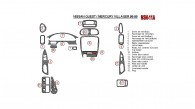 Mercury Villager 1996, 1997, 1998, Nissan Quest 1996, 1997, 1998, Full Interior Kit, 18 Pcs.