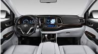 Toyota Highlander 2014, 2015, 2016, 2017, For Models Without OEM Wood, Full Interior Kit, 74 Pcs.