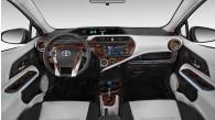 Toyota Prius C 2012, 2013, 2014, Full Interior Kit, 64 Pcs.