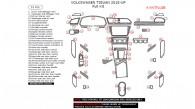 Volkswagen Tiguan 2018-up, Full Kit, 51 Pcs.