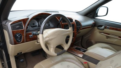 Buick Rendezvous 2004-2007, Full Kit, With Door Panels (Arm Rest), 31 Pcs.