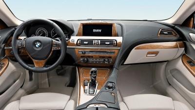 BMW 6 Series 2011 2012 2013 2014 2015 2016 2017