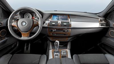 BMW X6 2008, 2009, 2010, 2011, 2012, 2013, 2014, Main Interior Kit, 44 Pcs.