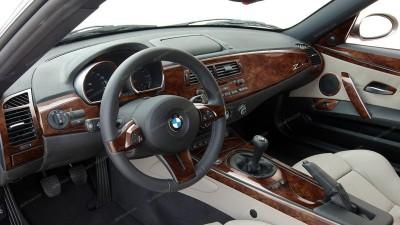 BMW Z4 2003, 2004, 2005, 2006, 2007, 2008, Full Interior Kit (Regular Kit Or Over OEM Kit), 71 Pcs.
