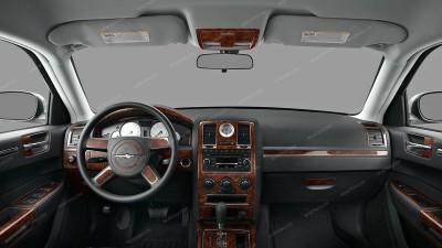 Chrysler 300 2008-2010, Full Kit, 96 Pcs.