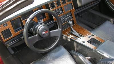 Chevrolet Corvette 1986, 1987, 1988, 1989, Interior Dash Kit, Automatic, 7 Pcs.