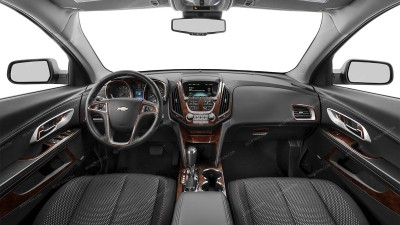Chevrolet Equinox 2010, 2011, 2012, 2013, 2014, 2015, 2016, 2017, Full Interior Kit, 39 Pcs.