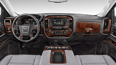 Chevrolet Silverado 1500/GMC Sierra 1500 2014-up, With Front Bench Seats, Full Kit, 85 Pcs.
