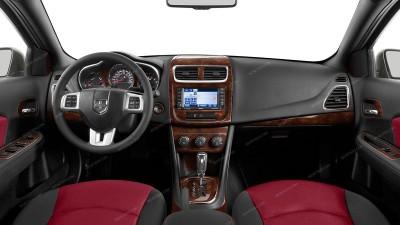 Dodge Avenger 2011-2014, Full Kit, 45 Pcs.