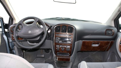 Chrysler Town & Country / Dodge Caravan 2001, 2002, 2003, 2004, 2005, 2006, 2007, Full Interior Kit, 41 Pcs.