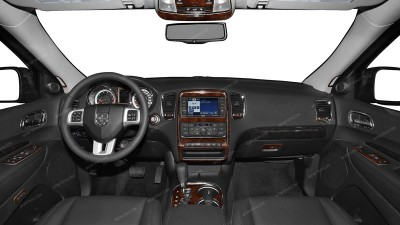 Dodge Durango 2011-2013, Main Kit, 32 Pcs.