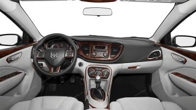 Dodge Dart 2013-UP, Full Kit, 51 Pcs.
