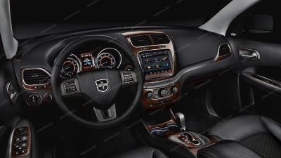 Dodge Journey 2011-UP, Full Kit, 40 Pcs.